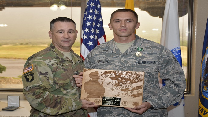 Holloman Airman wins WSMR warrior challenge