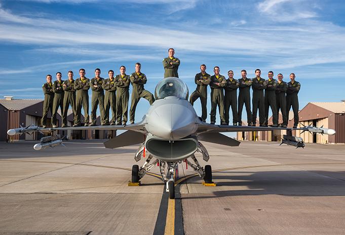 'Warhawks' ready to strike