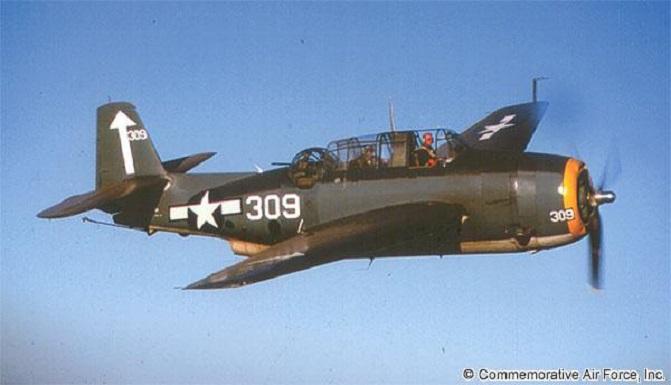 Flying TBM