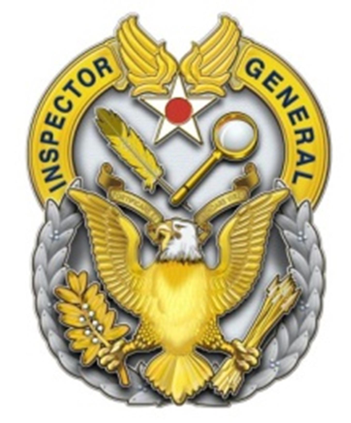 holloman air force base units inspector general